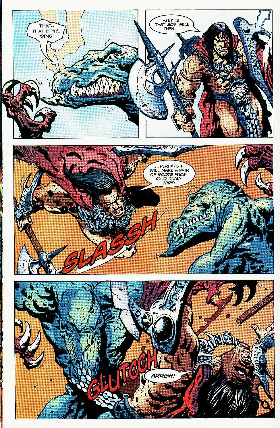 Read online Conan: Return of Styrm comic -  Issue #3 - 11