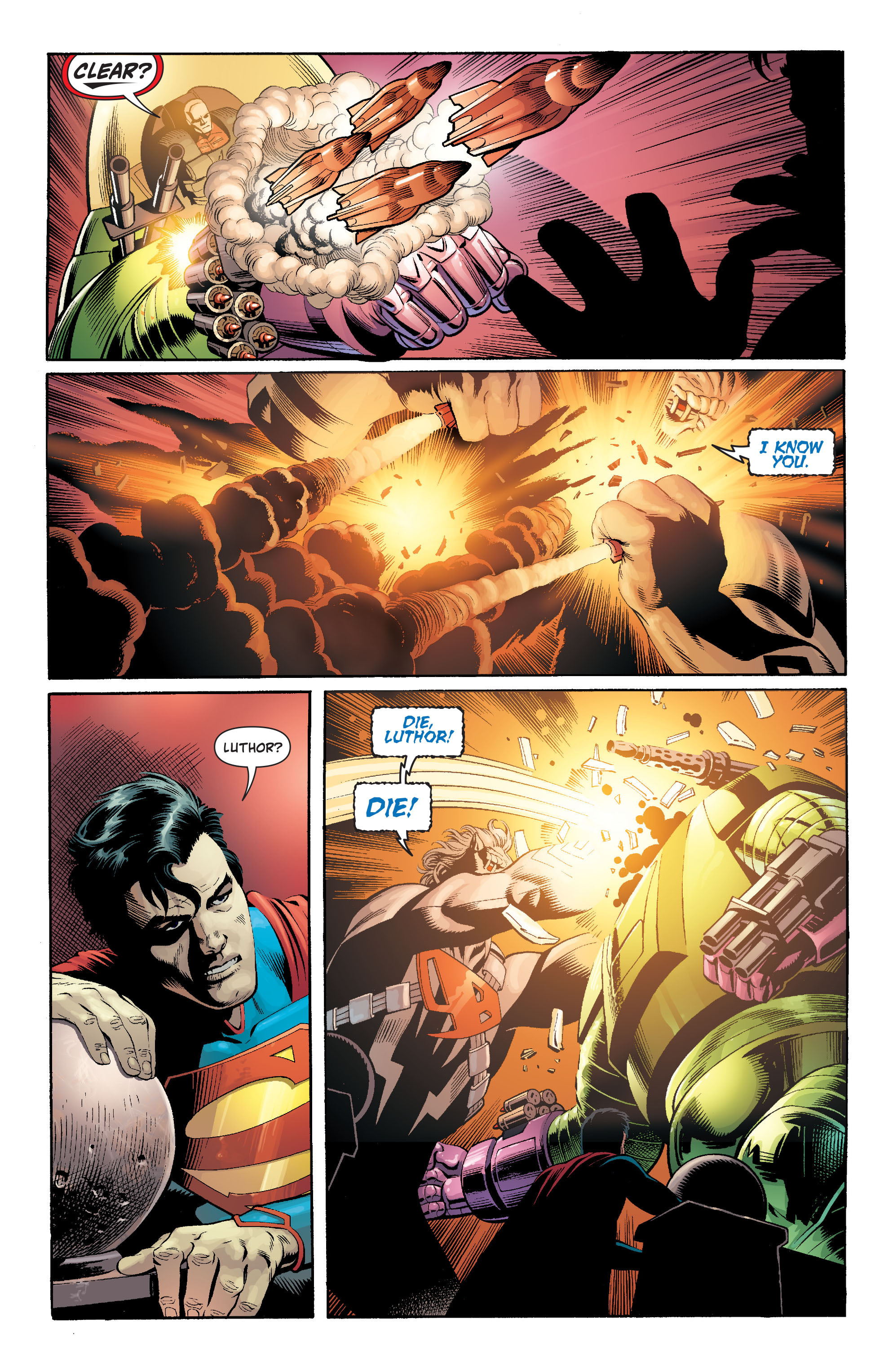 Read online Action Comics (2011) comic -  Issue #18 - 6