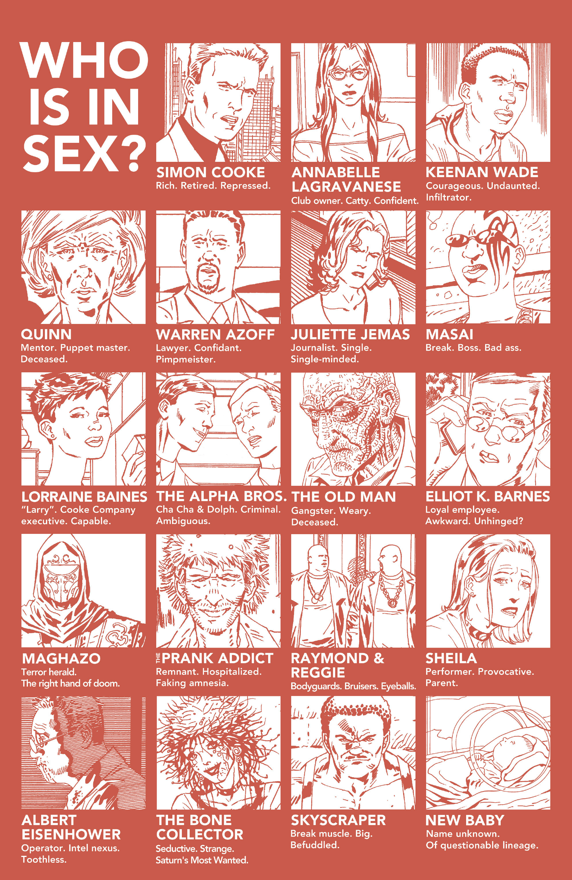 Read online Sex comic -  Issue #33 - 3