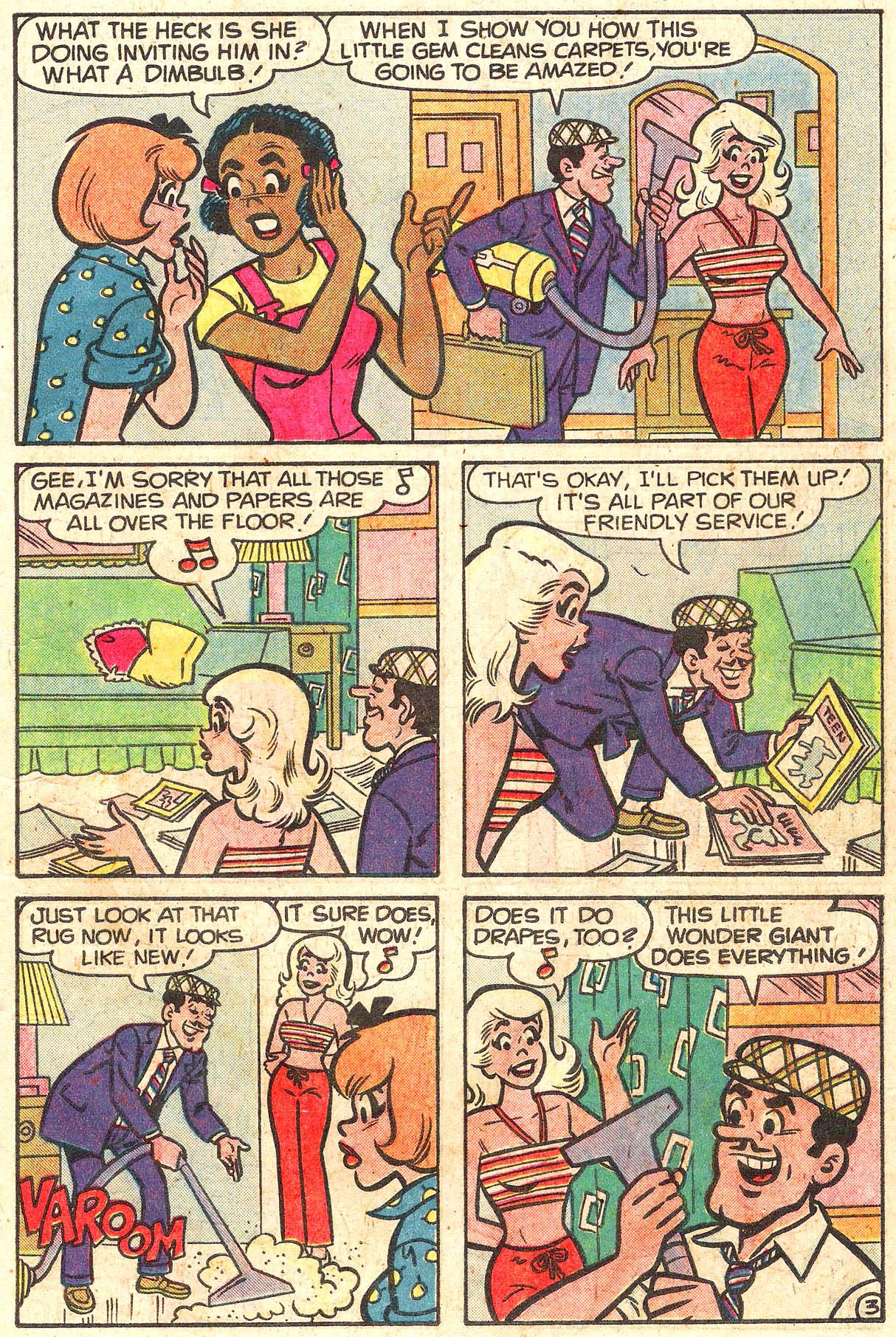 Read online She's Josie comic -  Issue #100 - 15