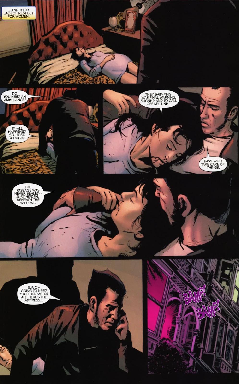 Read online Wolverine (2003) comic -  Issue #900 - 26