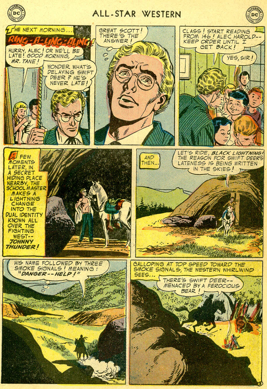 Read online All-Star Western (1951) comic -  Issue #82 - 31