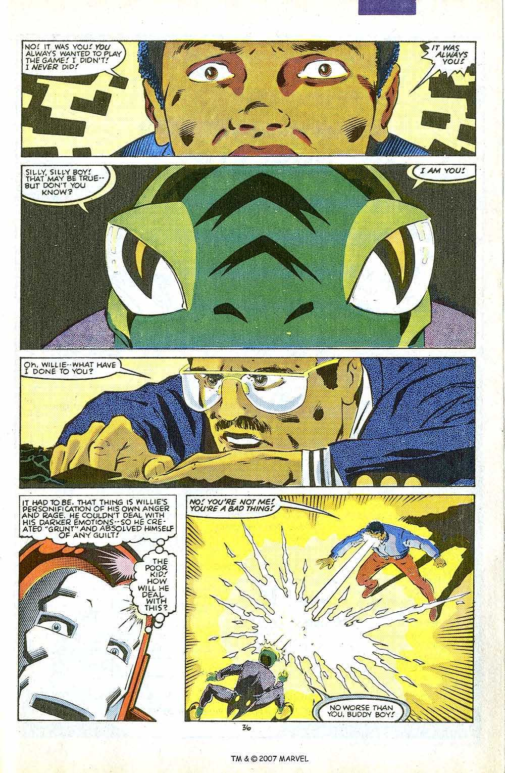 Iron Man Annual issue 8 - Page 45