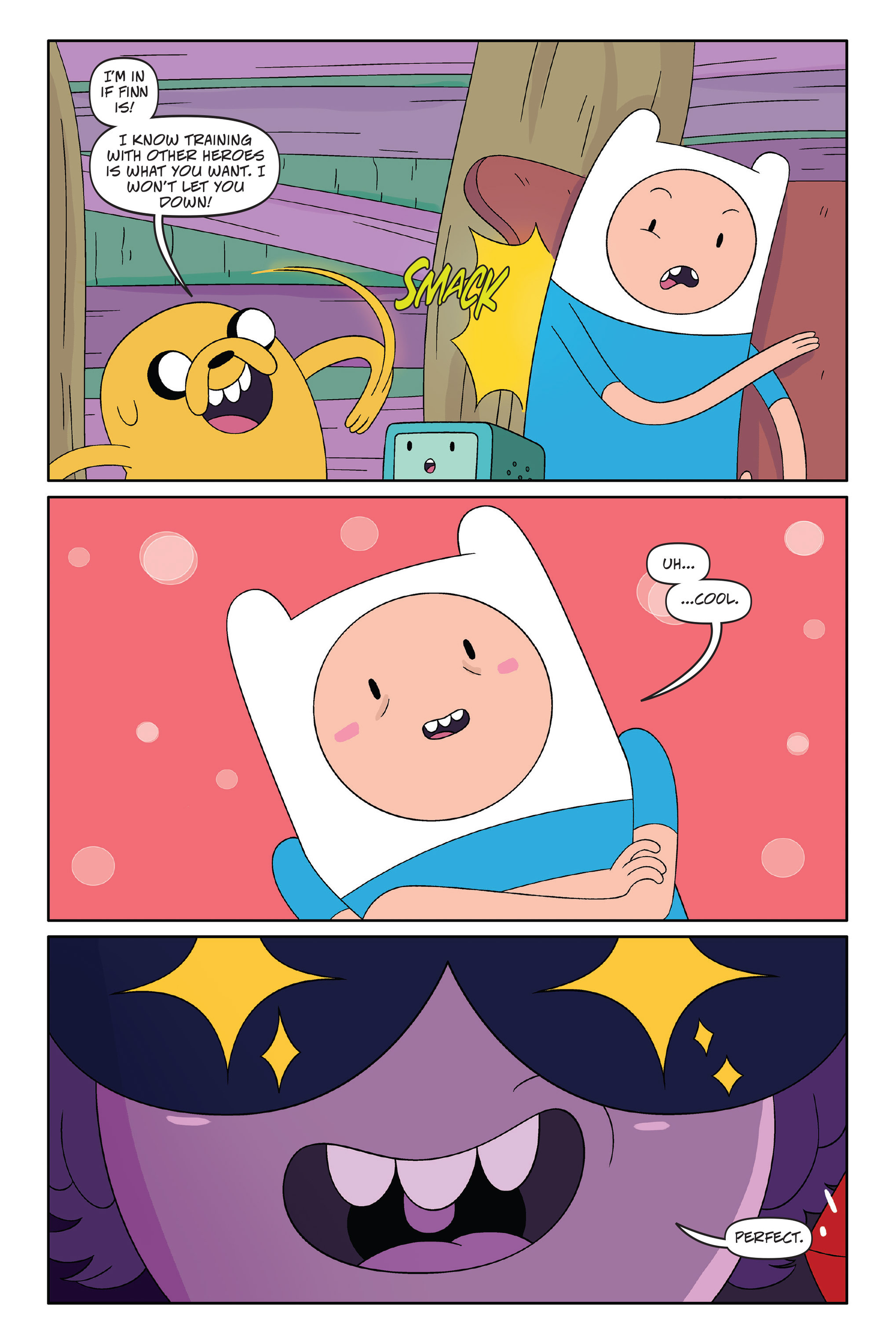 Read online Adventure Time: The Four Castles comic -  Issue #Adventure Time: The Four Castles TPB - 16