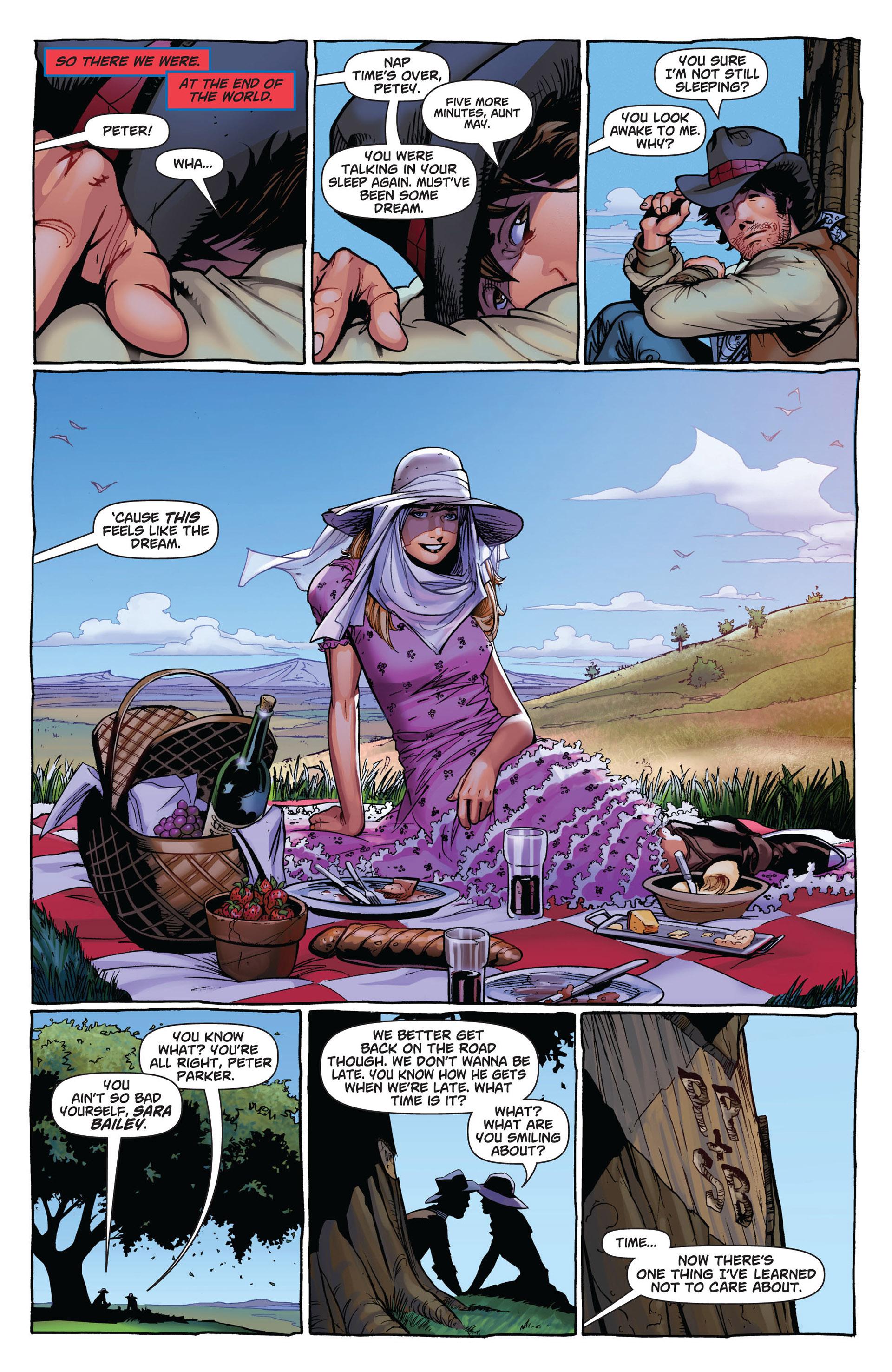 Read online Astonishing Spider-Man & Wolverine comic -  Issue #6 - 3