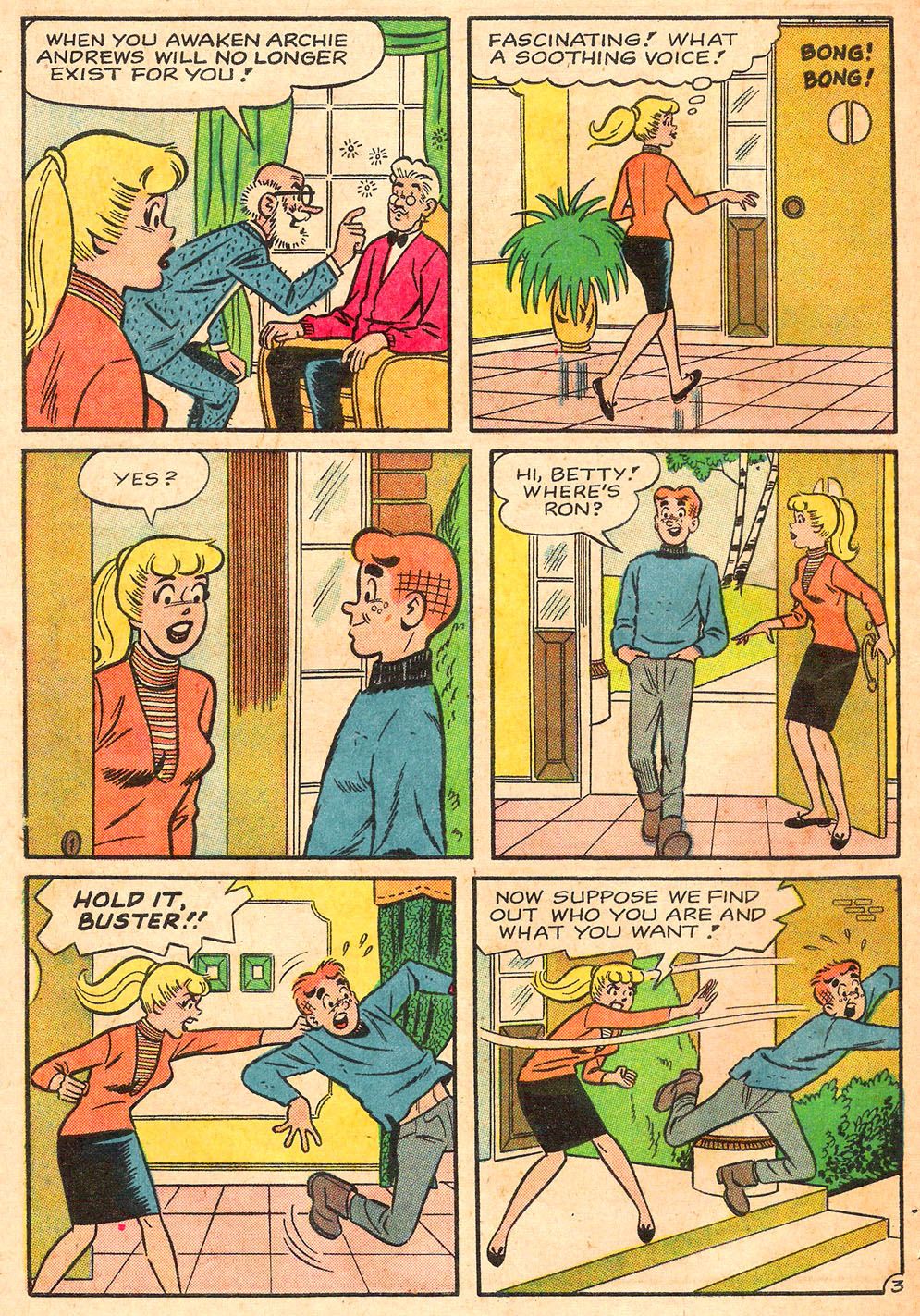 Read online Archie's Girls Betty and Veronica comic -  Issue #116 - 30