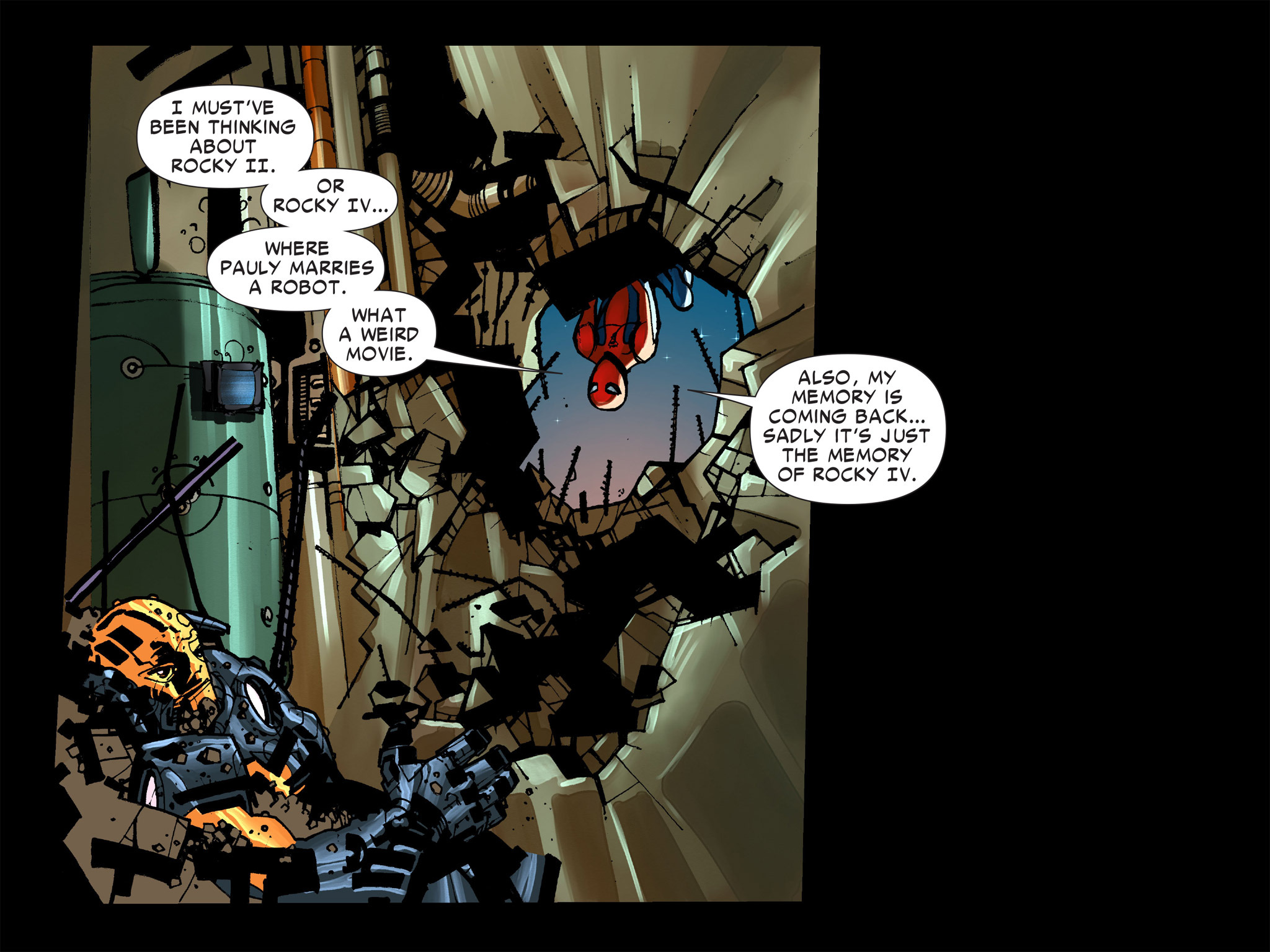 Read online Amazing Spider-Man: Who Am I? comic -  Issue # Full (Part 1) - 162