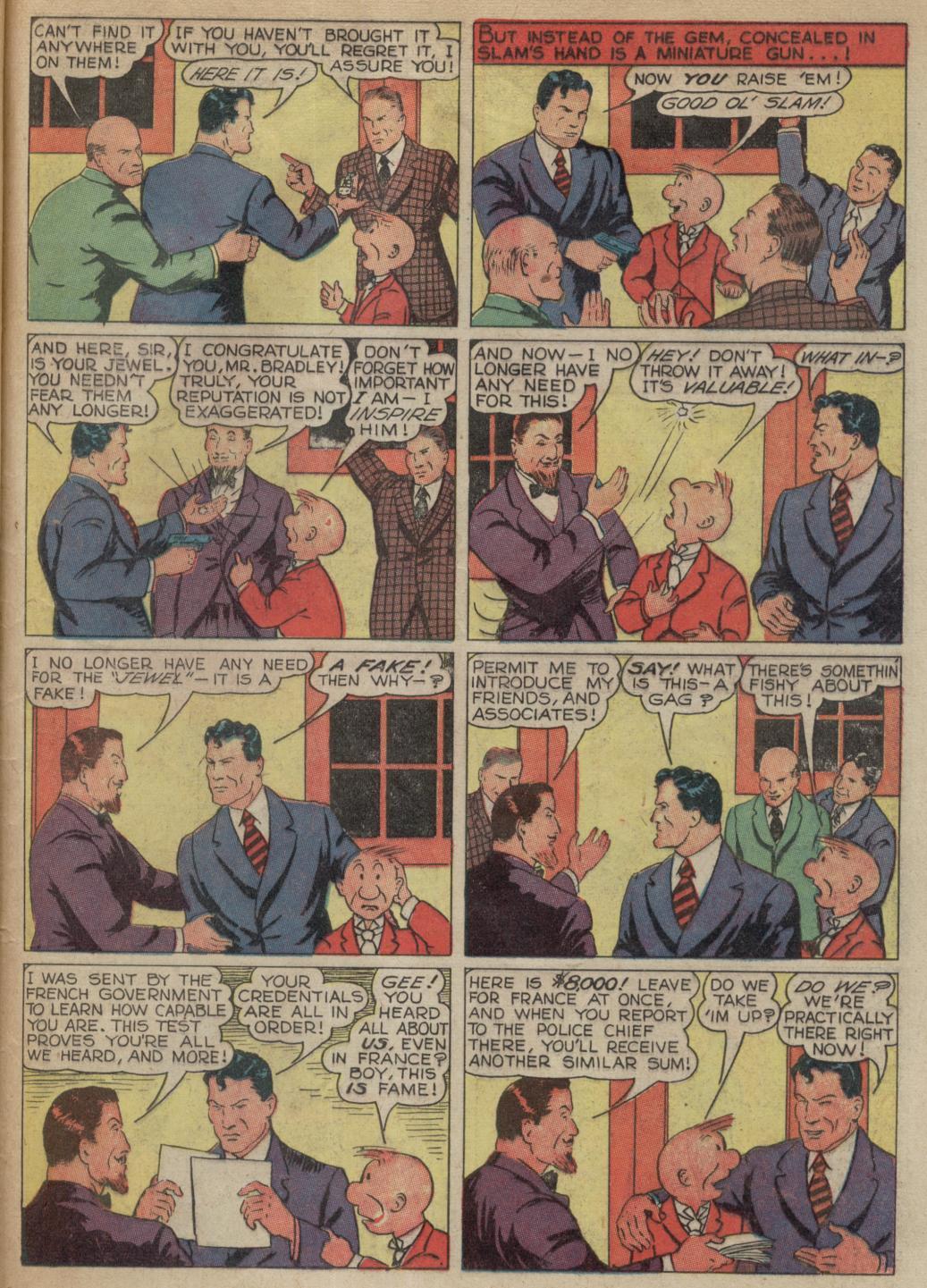 Read online Detective Comics (1937) comic -  Issue #39 - 62
