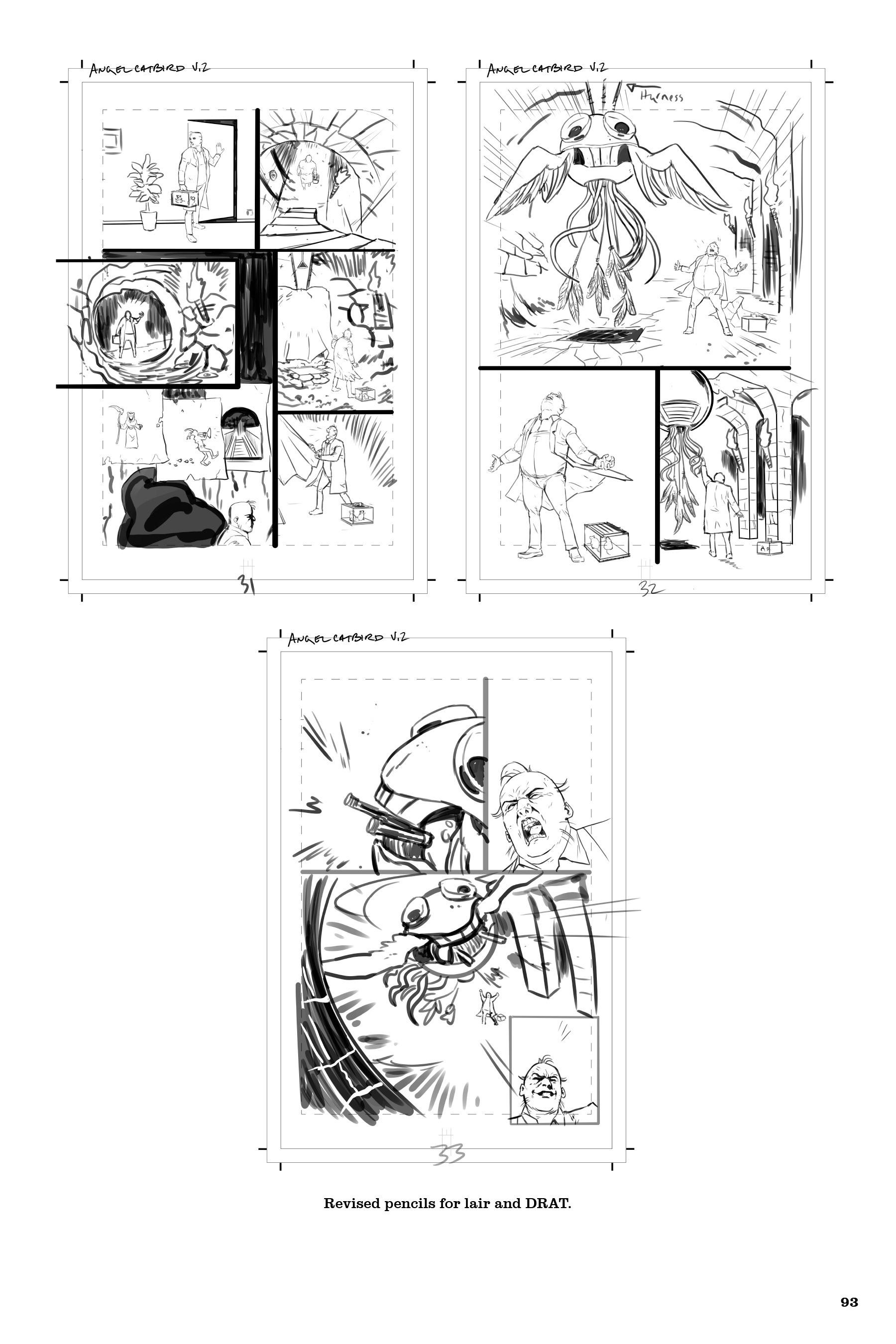 Read online Angel Catbird comic -  Issue # TPB 2 - 94