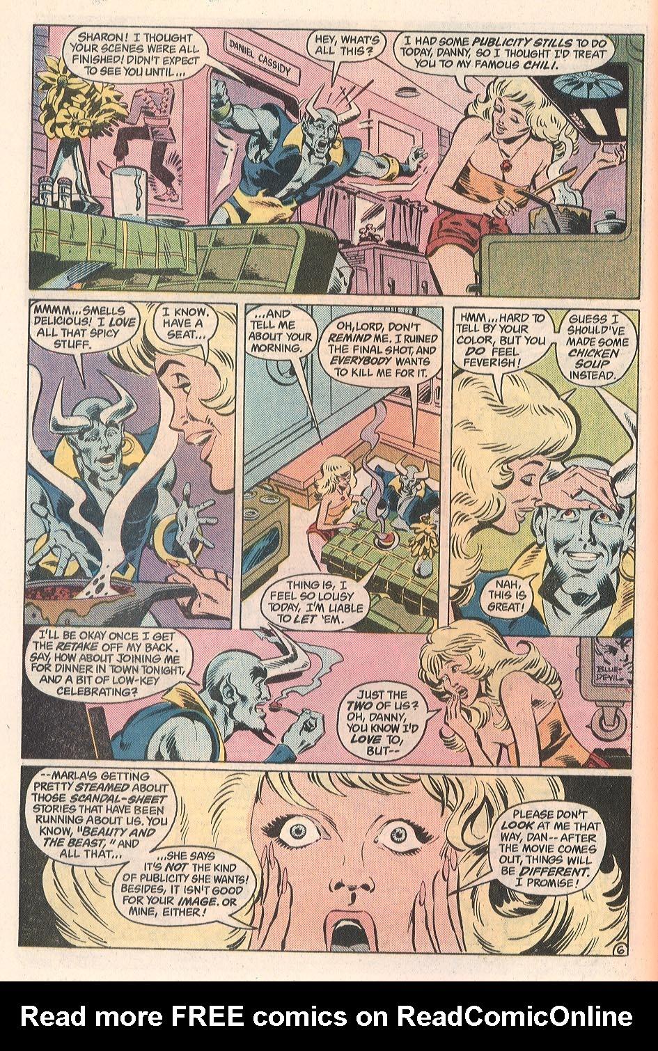 Blue Devil 11 Page 7