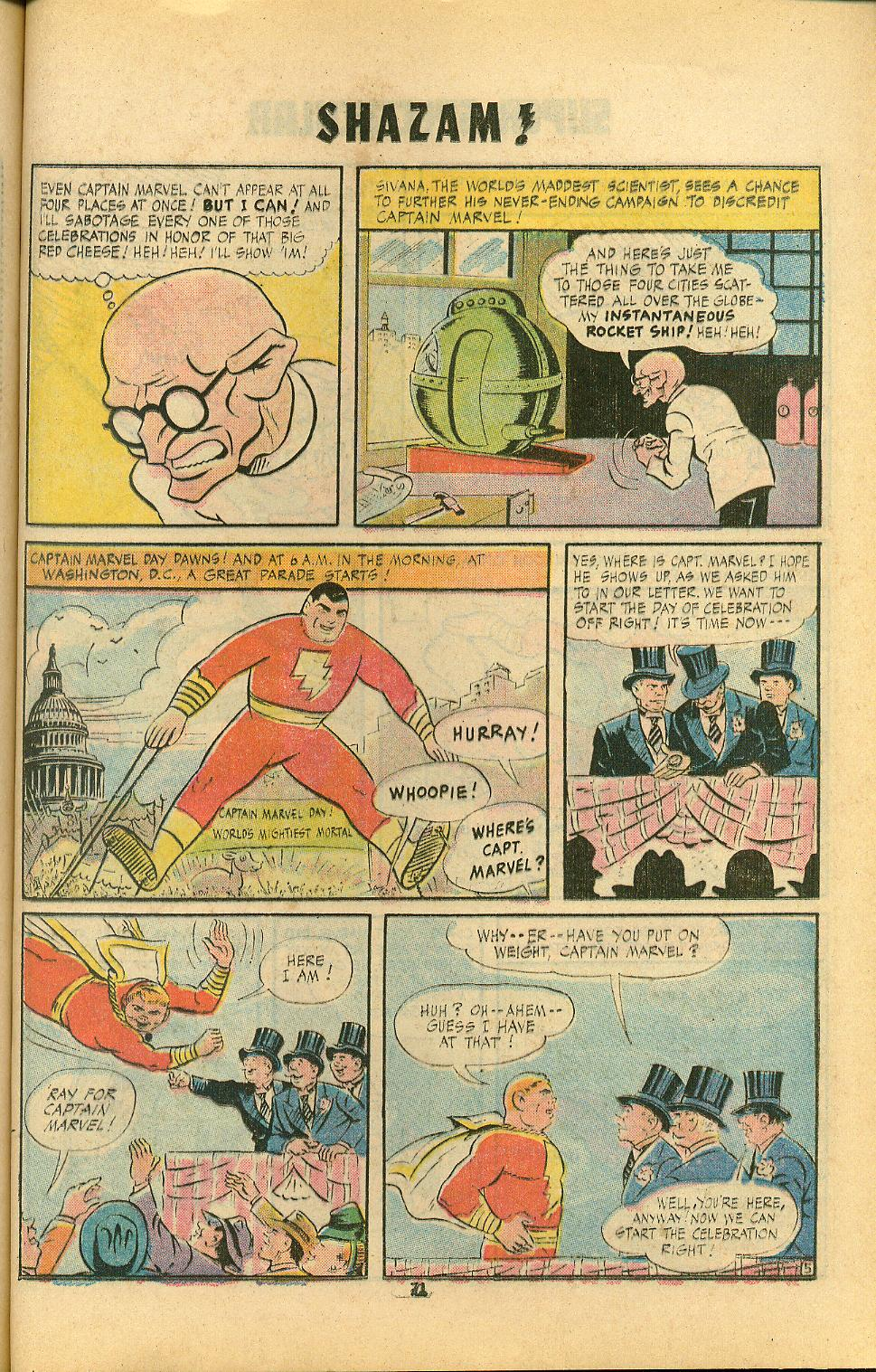 Read online Shazam! (1973) comic -  Issue #8 - 71