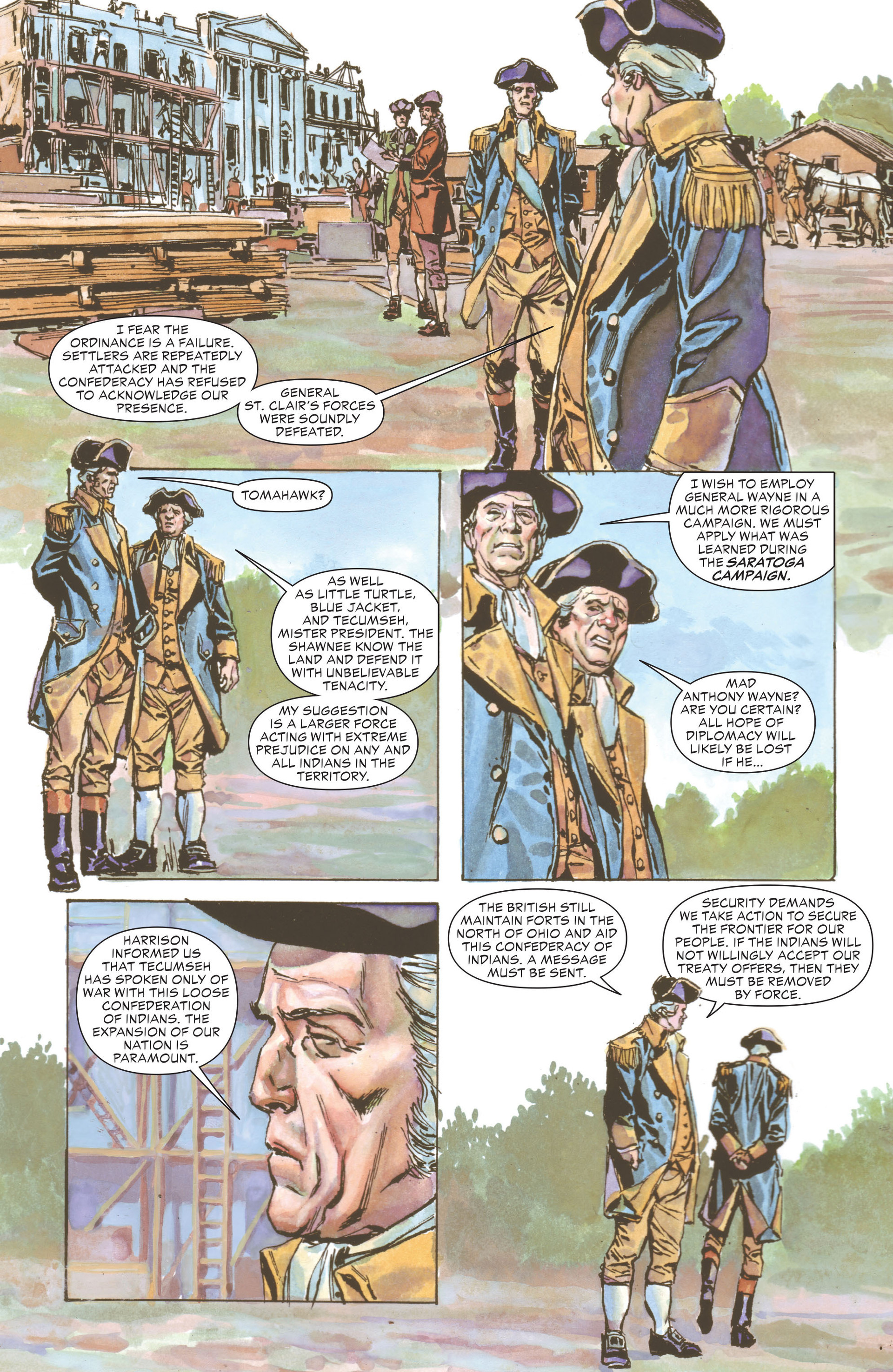 Read online All-Star Western (2011) comic -  Issue #13 - 24
