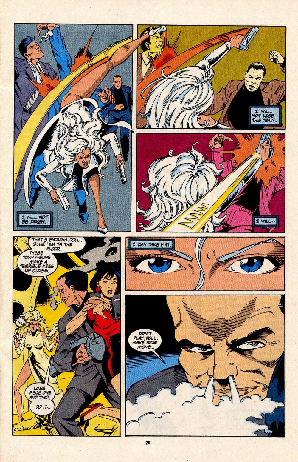 Read online Silver Sable and the Wild Pack comic -  Issue #31 - 22