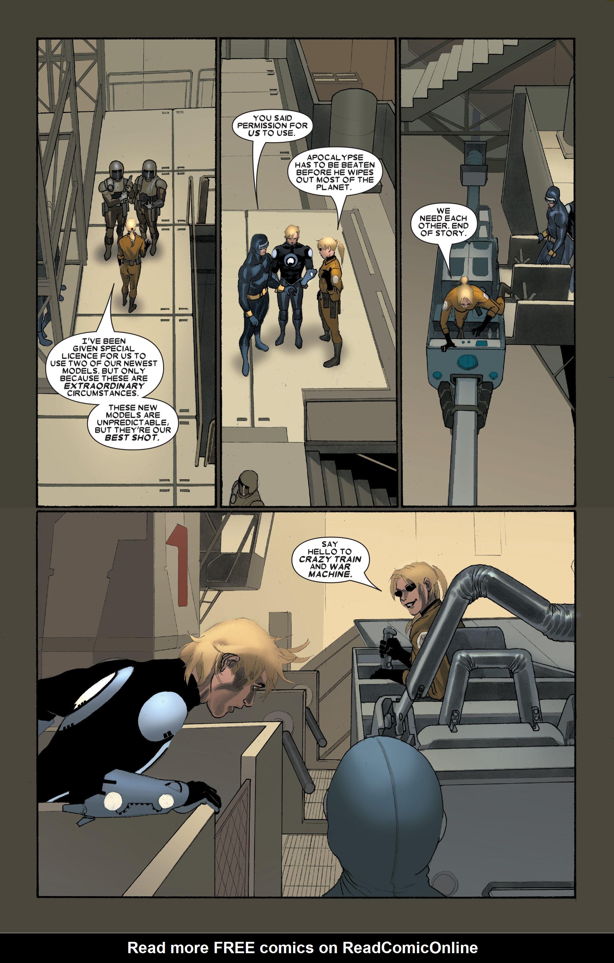 X-Men (1991) 185 Page 20