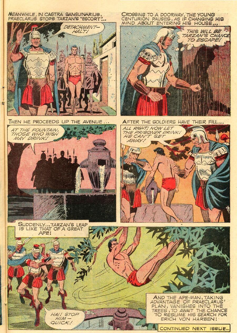 Tarzan (1962) issue 194 - Page 27
