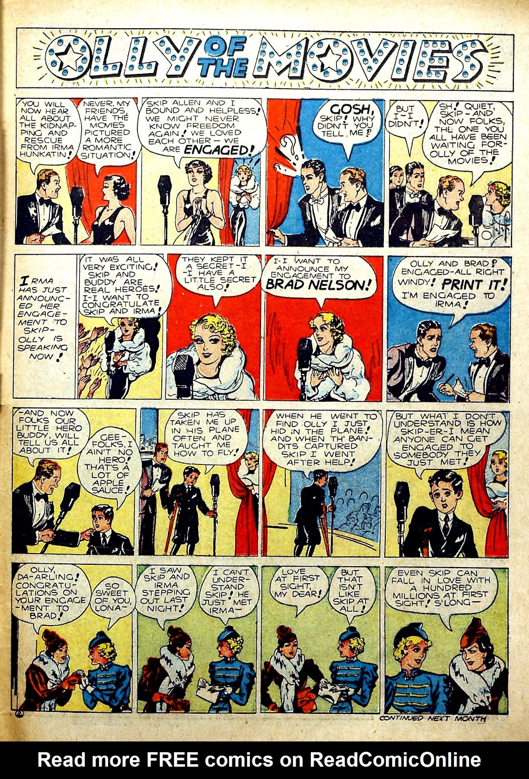 Read online Famous Funnies comic -  Issue #78 - 45