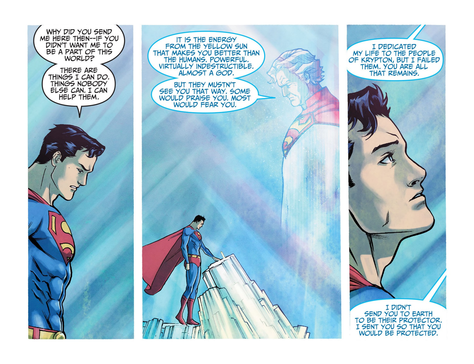 Read online Adventures of Superman [I] comic -  Issue #16 - 13