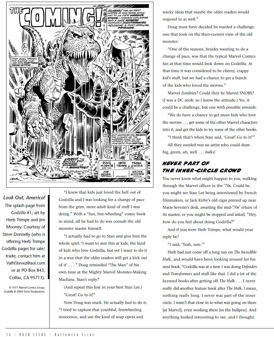 Back Issue issue 6 - Page 35