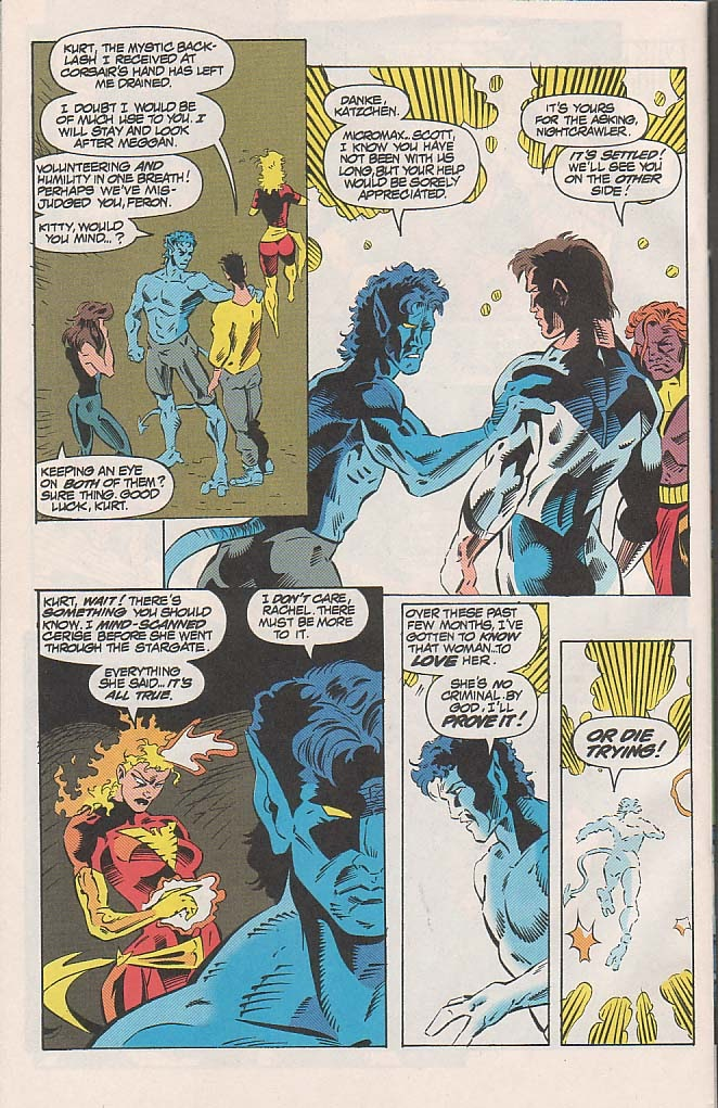 Excalibur (1988) issue 68 - Page 24