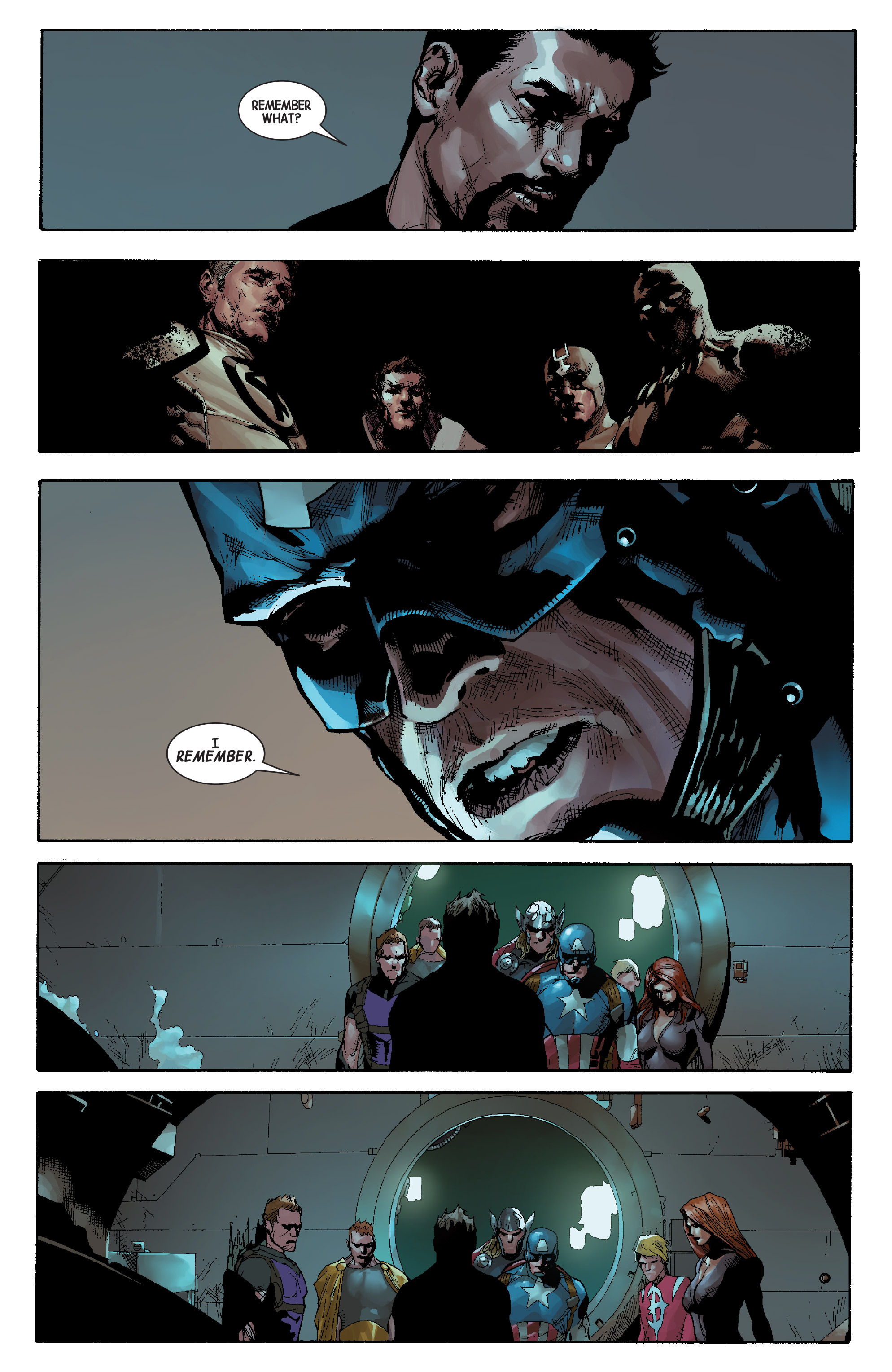 Read online Avengers (2013) comic -  Issue #29 - 19