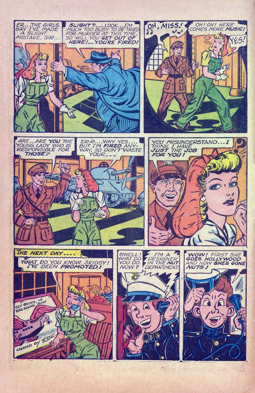 Read online Joker Comics comic -  Issue #16 - 8