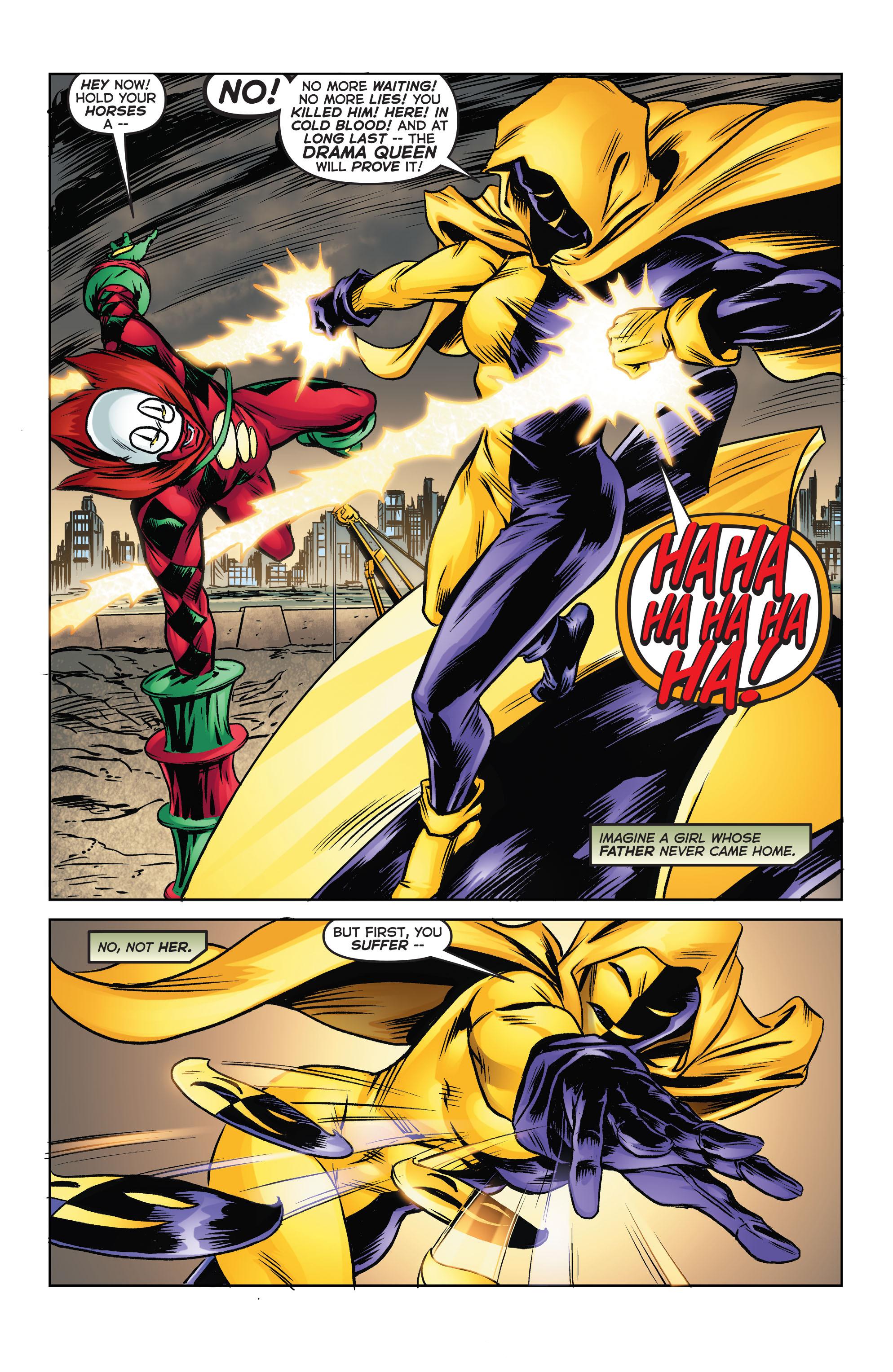 Read online Astro City comic -  Issue #36 - 2