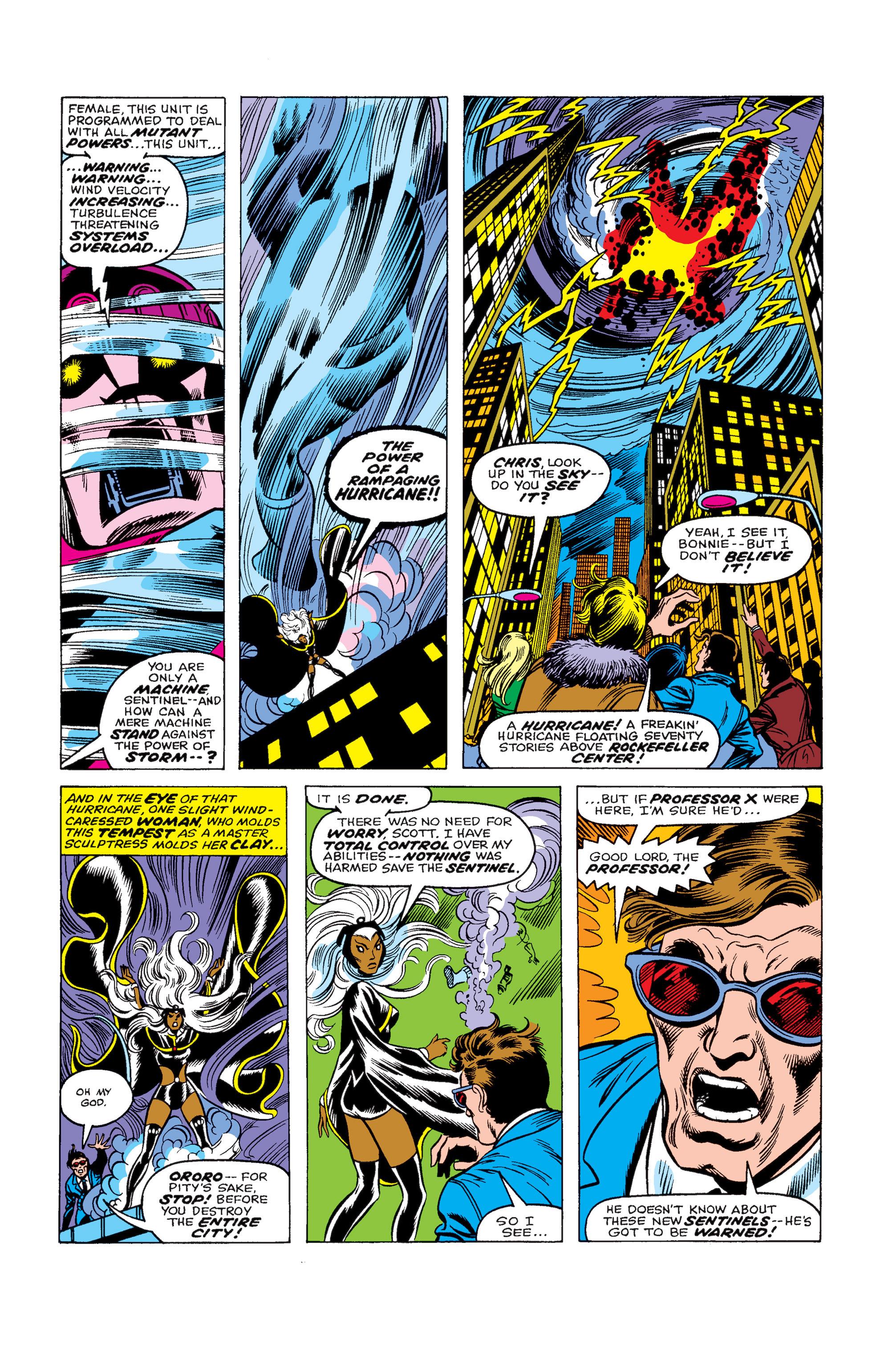 Uncanny X-Men (1963) 98 Page 8