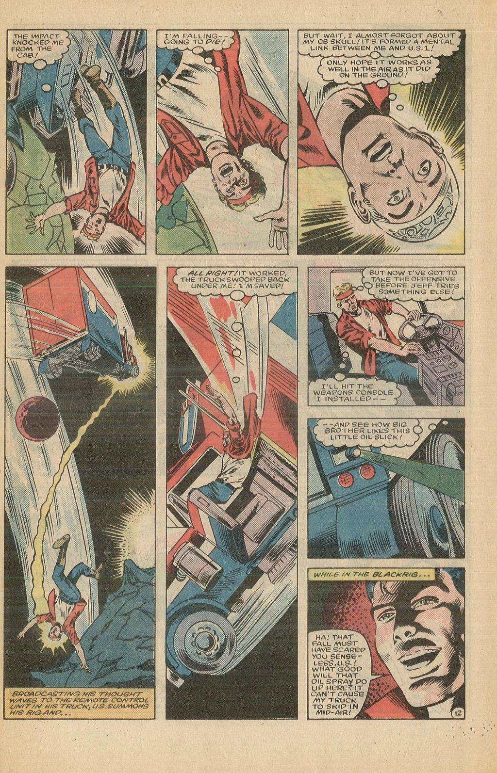 Read online U.S. 1 comic -  Issue #12 - 18