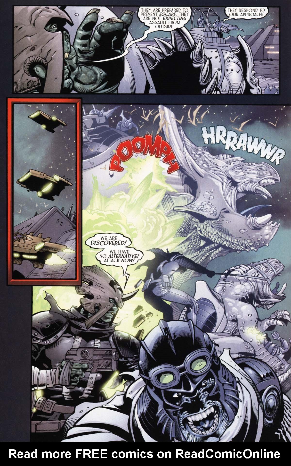 Read online Sigil (2000) comic -  Issue #25 - 14