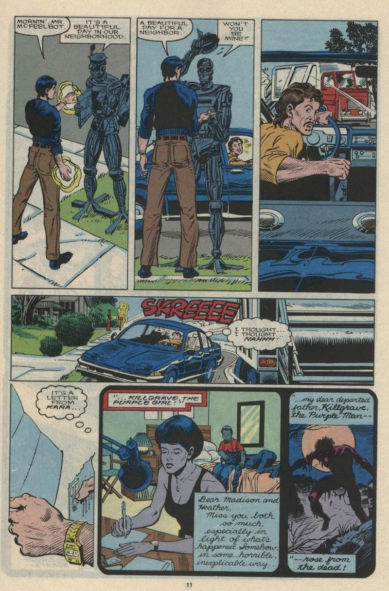 Read online Alpha Flight (1983) comic -  Issue #66 - 12