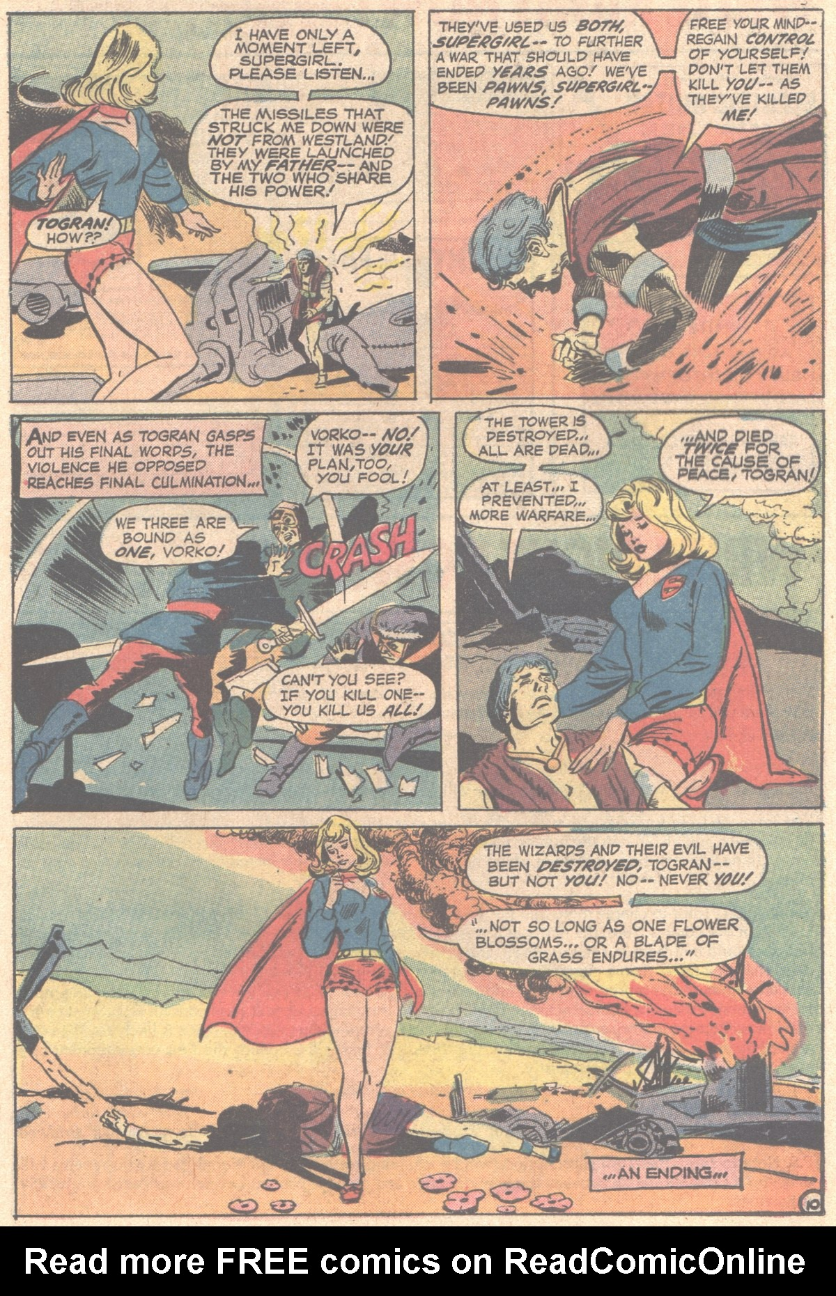 Read online Adventure Comics (1938) comic -  Issue #420 - 13