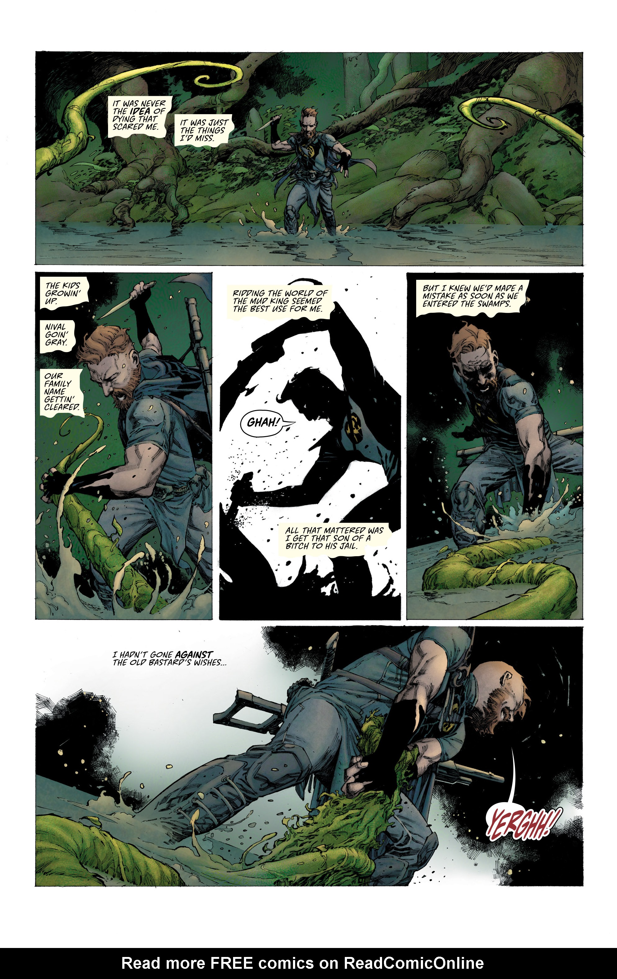 Read online Seven To Eternity comic -  Issue #6 - 22