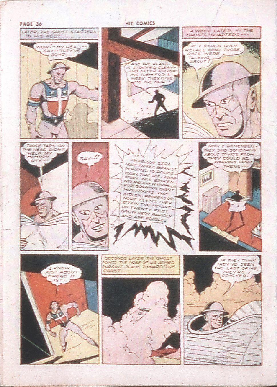 Read online Hit Comics comic -  Issue #24 - 38