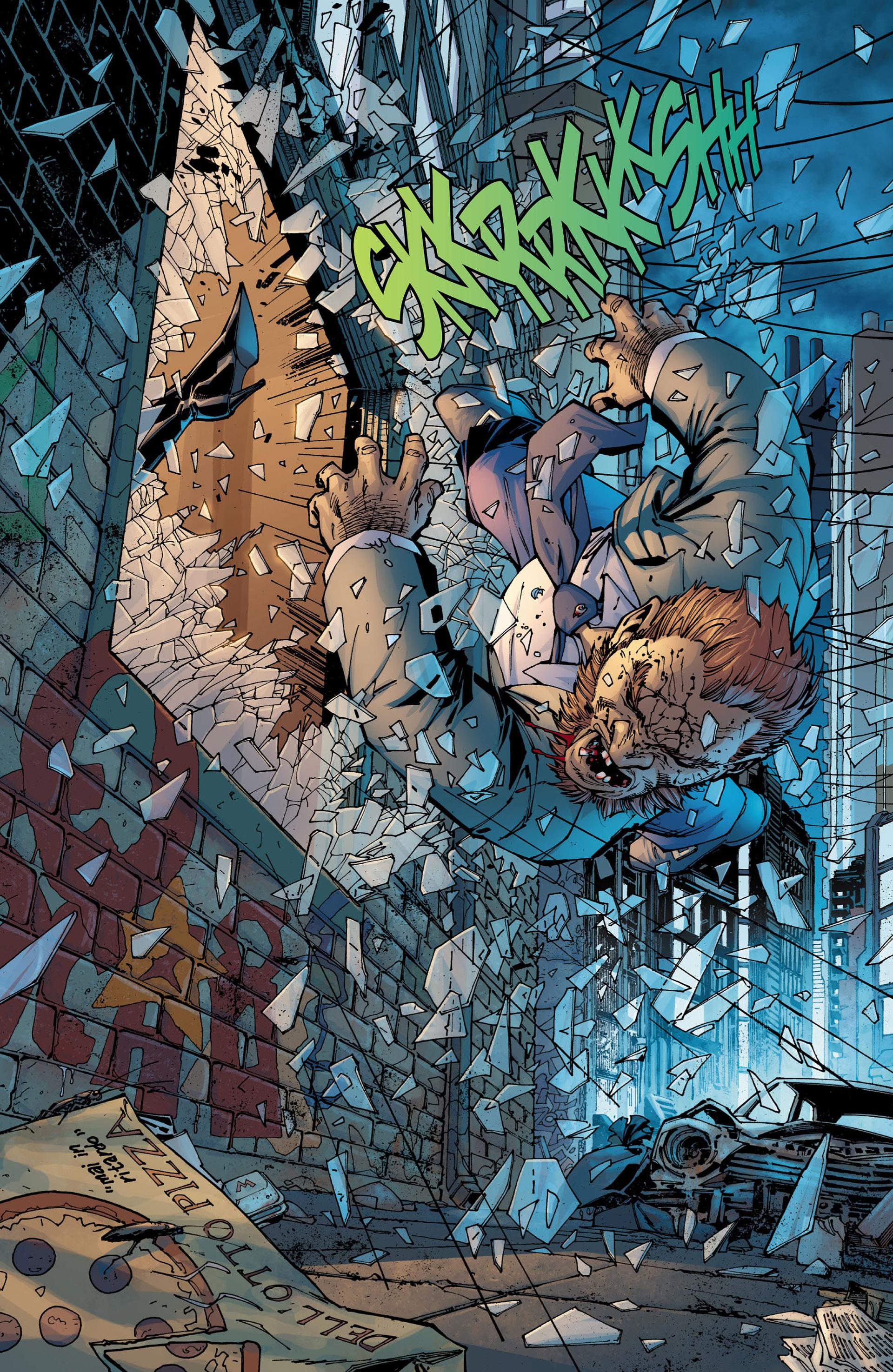 Read online All Star Batman & Robin, The Boy Wonder comic -  Issue #3 - 14