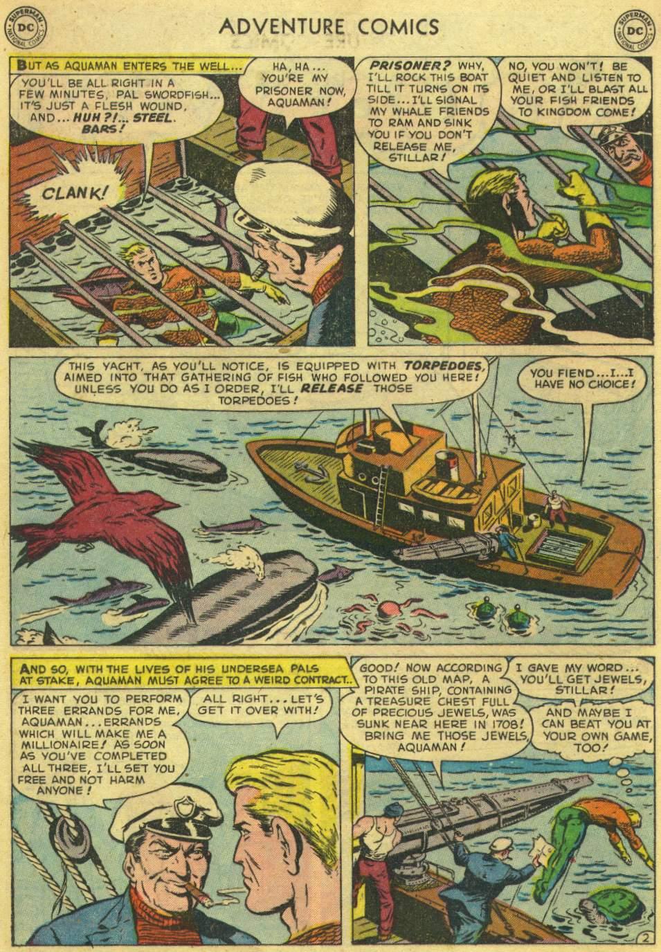 Read online Adventure Comics (1938) comic -  Issue #167 - 18