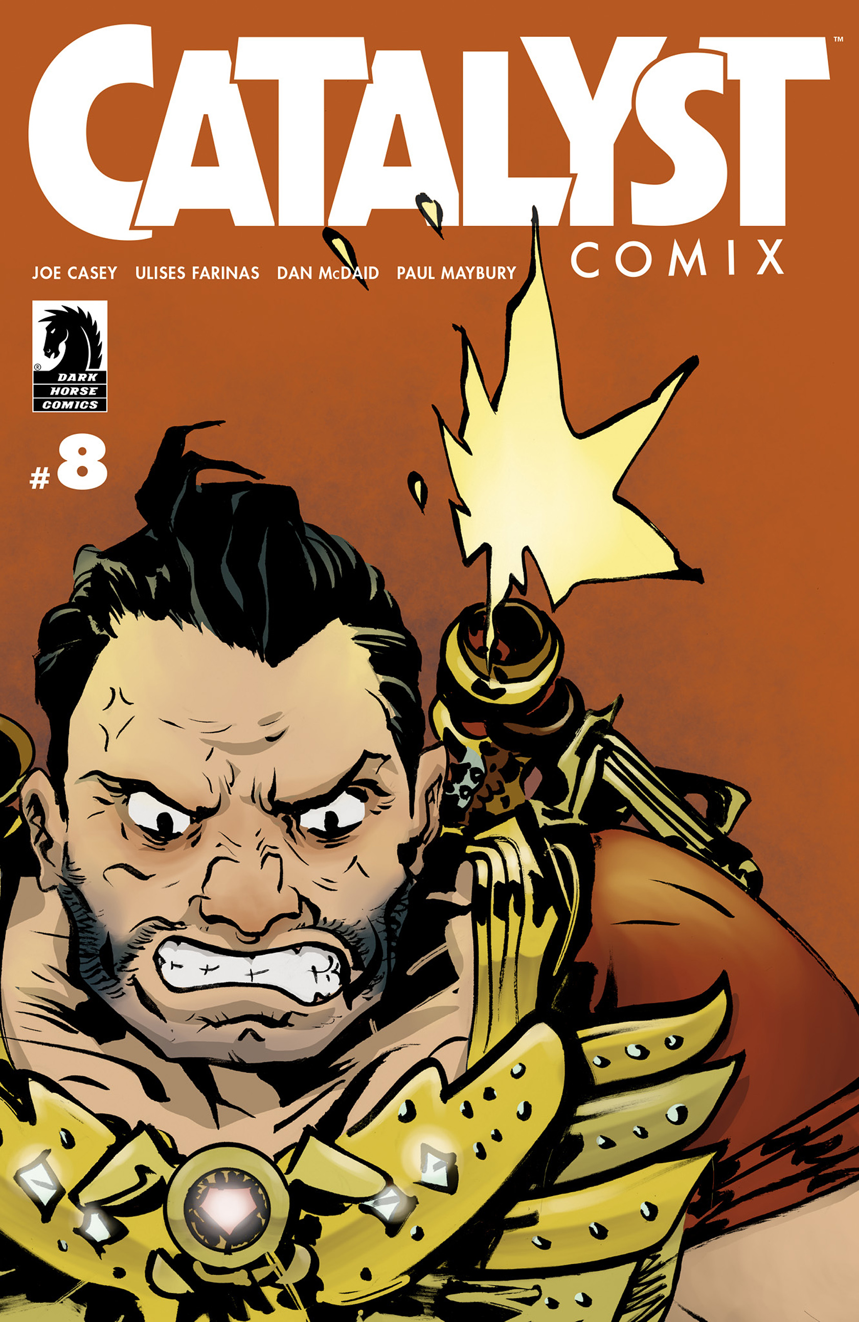 Read online Catalyst Comix comic -  Issue #8 - 1