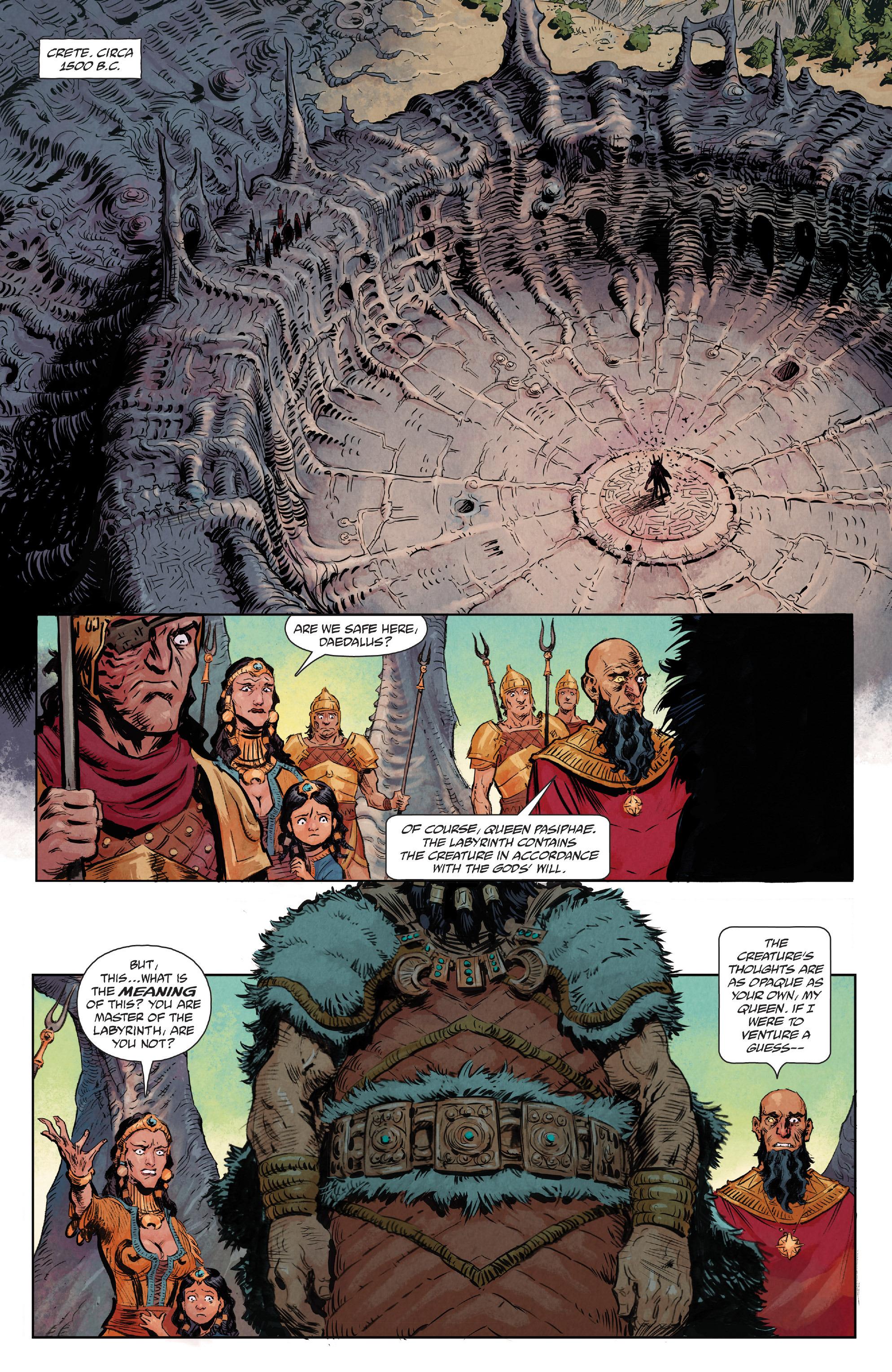 Read online Manifest Destiny comic -  Issue #28 - 25