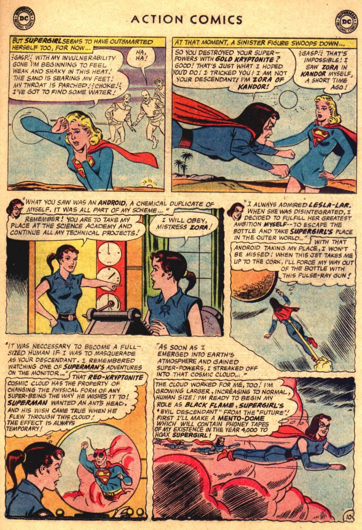 Read online Action Comics (1938) comic -  Issue #304 - 29