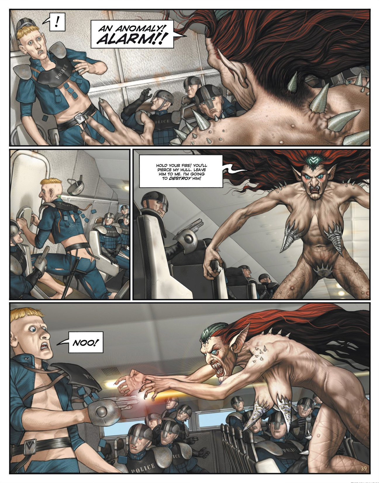 Read online Megalex (2014) comic -  Issue #1 - 44
