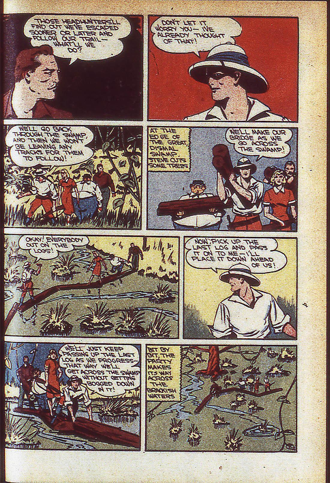 Read online Adventure Comics (1938) comic -  Issue #59 - 52