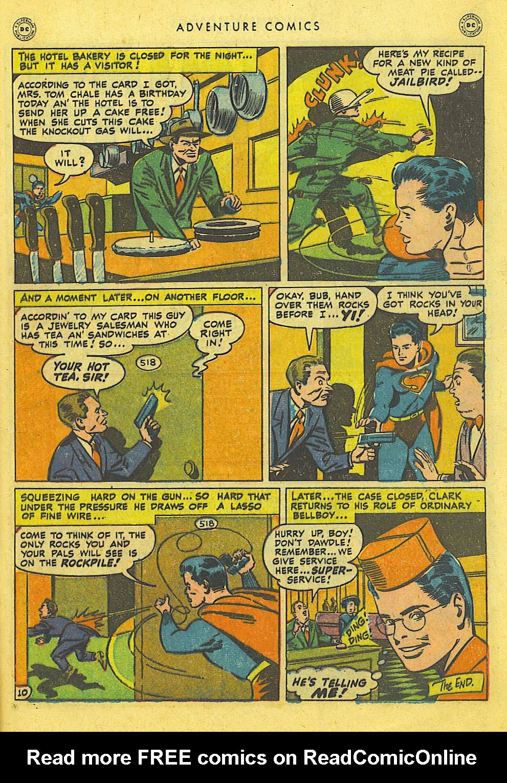 Read online Adventure Comics (1938) comic -  Issue #127 - 27