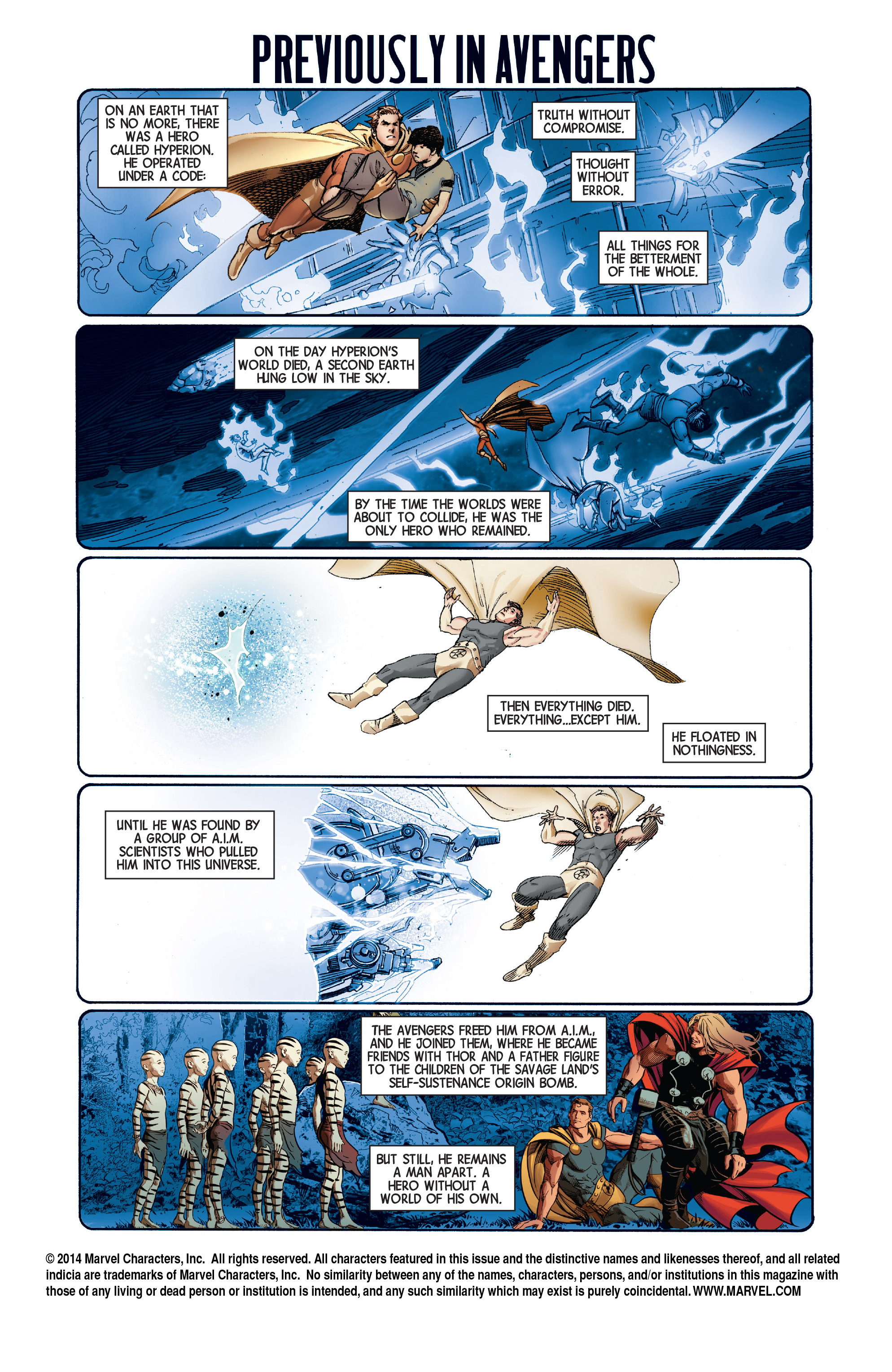 Read online Avengers (2013) comic -  Issue #34.1 - 2