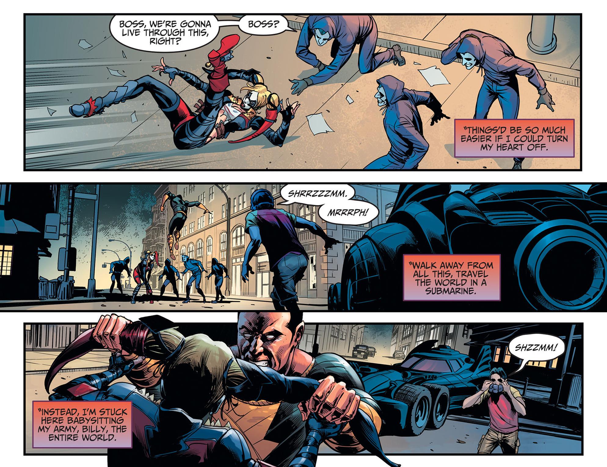 Read online Injustice: Ground Zero comic -  Issue #11 - 22