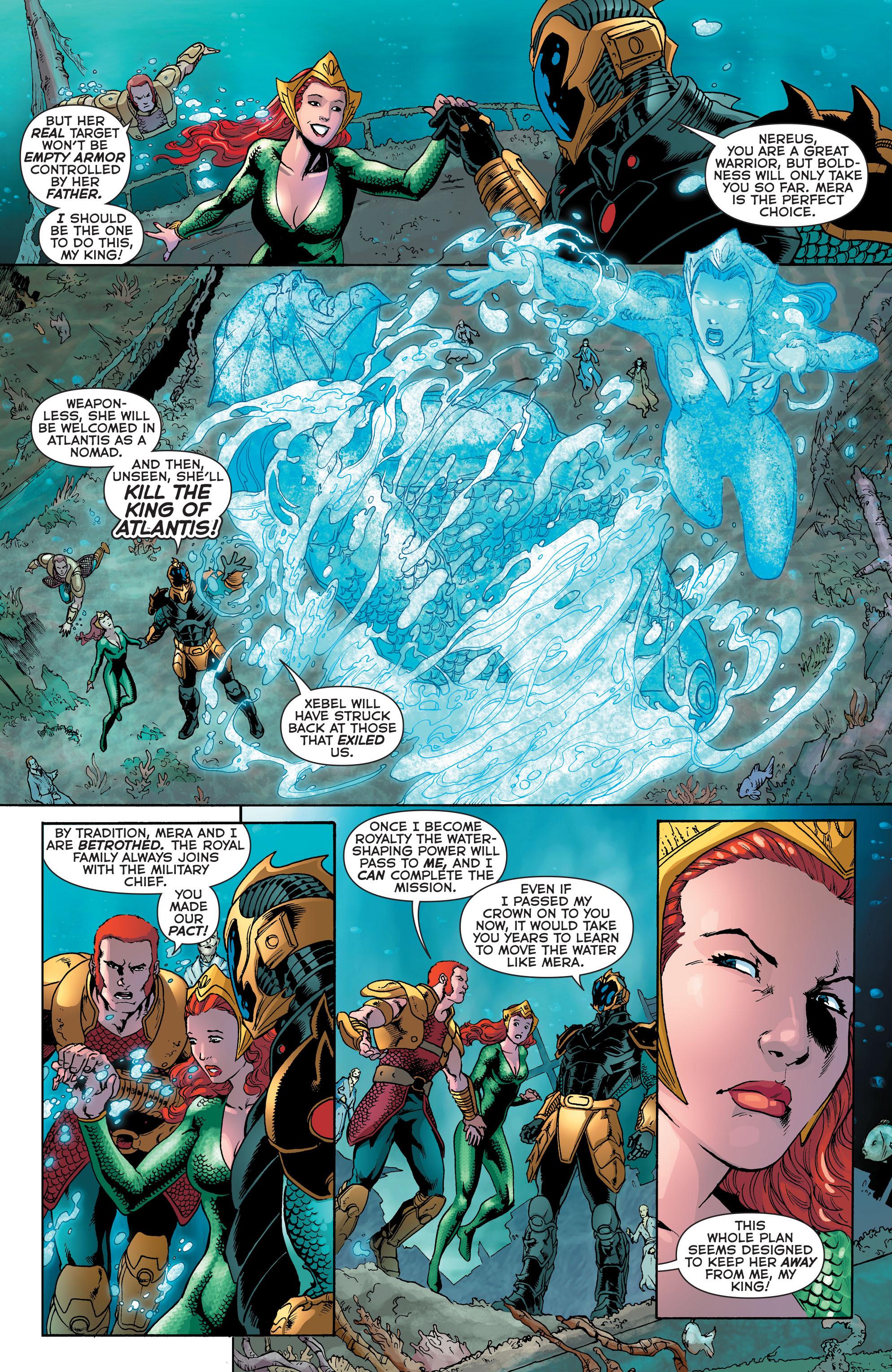 Read online Secret Origins (2014) comic -  Issue #5 - 26