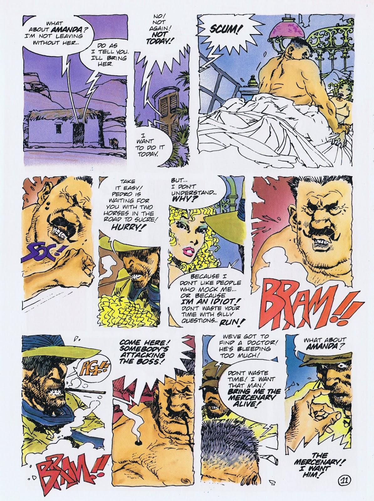 Read online Merchants of Death comic -  Issue #2 - 31