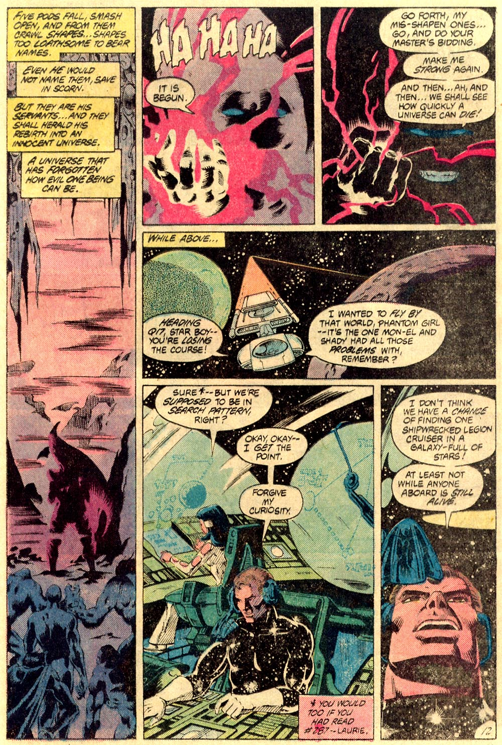 Legion of Super-Heroes (1980) 289 Page 12