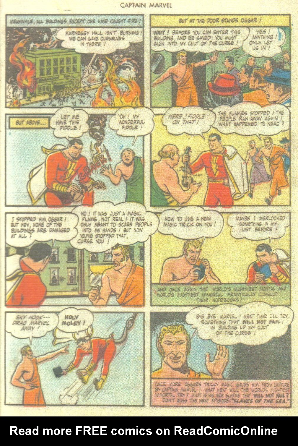 Captain Marvel Adventures issue 64 - Page 25