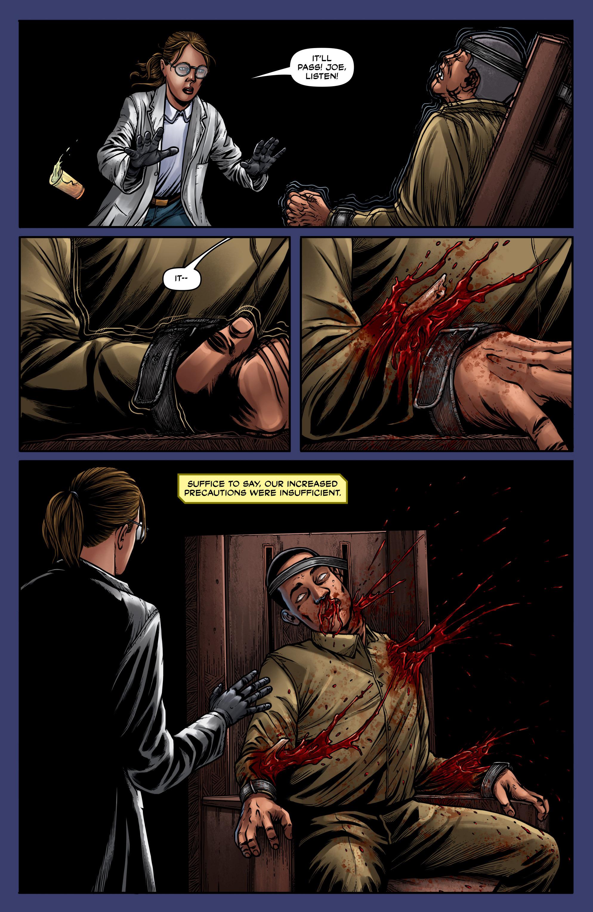 Read online Uber: Invasion comic -  Issue #5 - 18