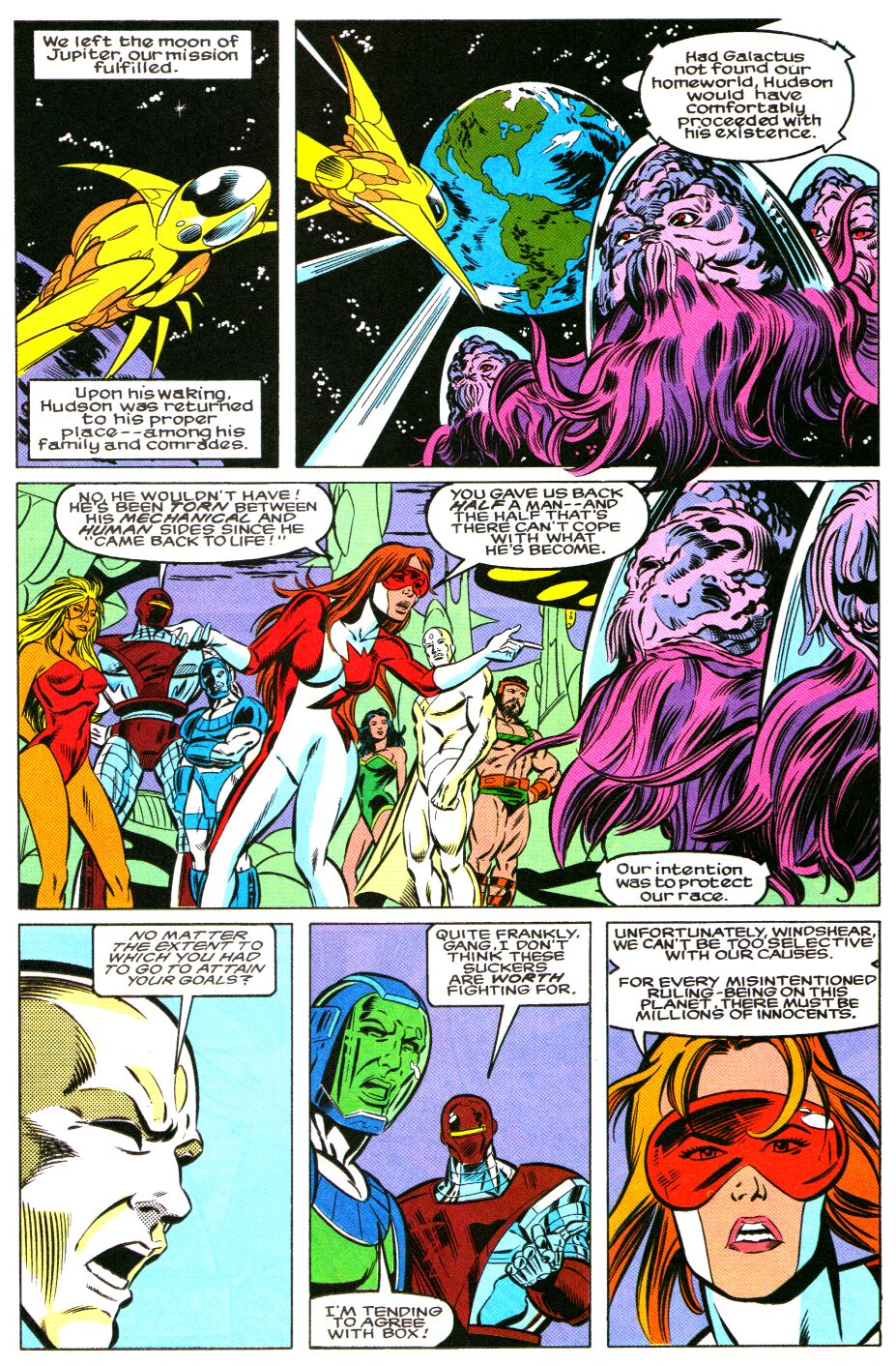 Read online Alpha Flight Special comic -  Issue #4 - 11