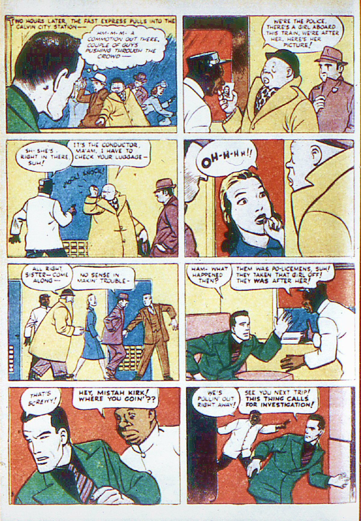 Read online Adventure Comics (1938) comic -  Issue #66 - 55